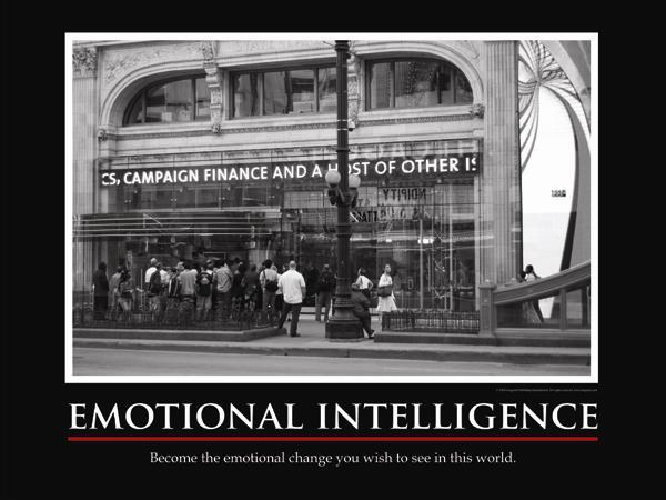 in daniel goleman s book emotional intelligence he discussed a study