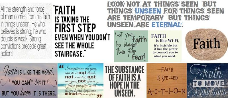 Faith_Collage